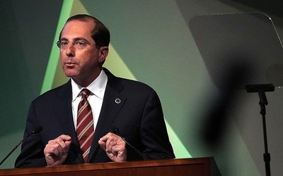 Trump officials making changes to signature drug pricing proposal, Azar says