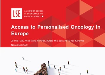 Access to Personalised Oncology in Europe