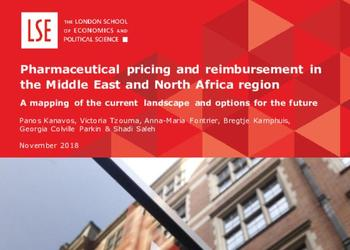 Pharmaceutical Pricing and Reimbursement in the Middle East and North Africa Region