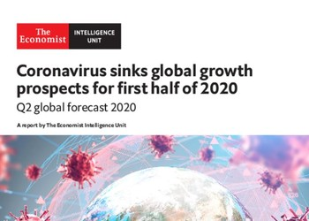 Coronavirus Sinks Global Growth Prospects for First Half of 2020