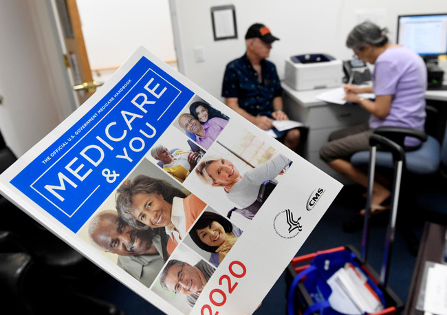 Medicare drug plans with a coverage gap, called the donut hole, begin when a patient has spent $3,820 on covered drugs.